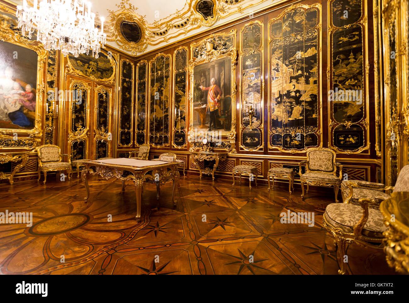 Austria, al Palazzo di Schonbrunn a Vienna e che è la ex imperial ...