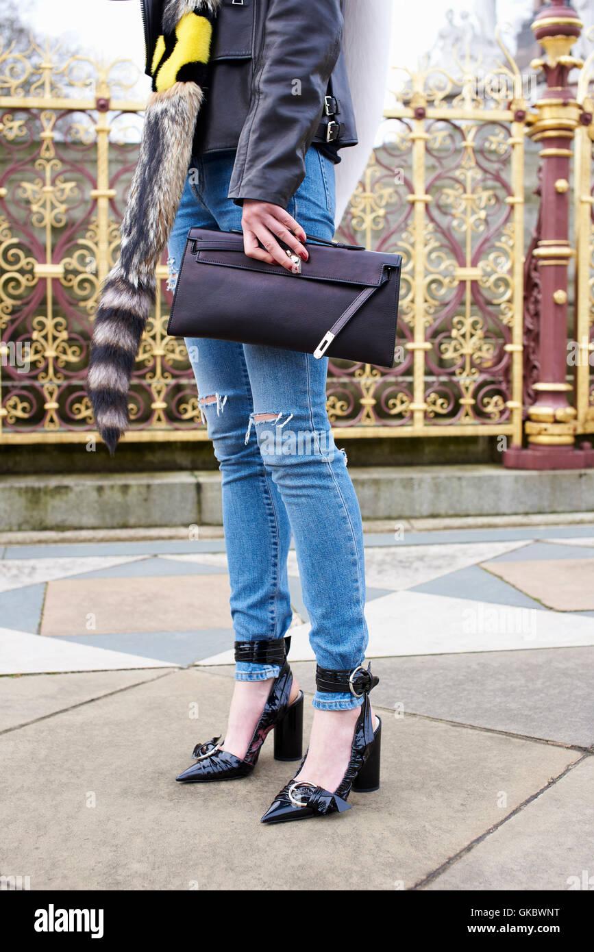 Jeans Tacchi Con Donna E I HEWI2D9