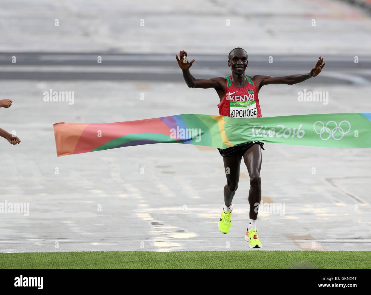 Eliud Kipchoge Olympics Immagini e Fotos Stock Alamy