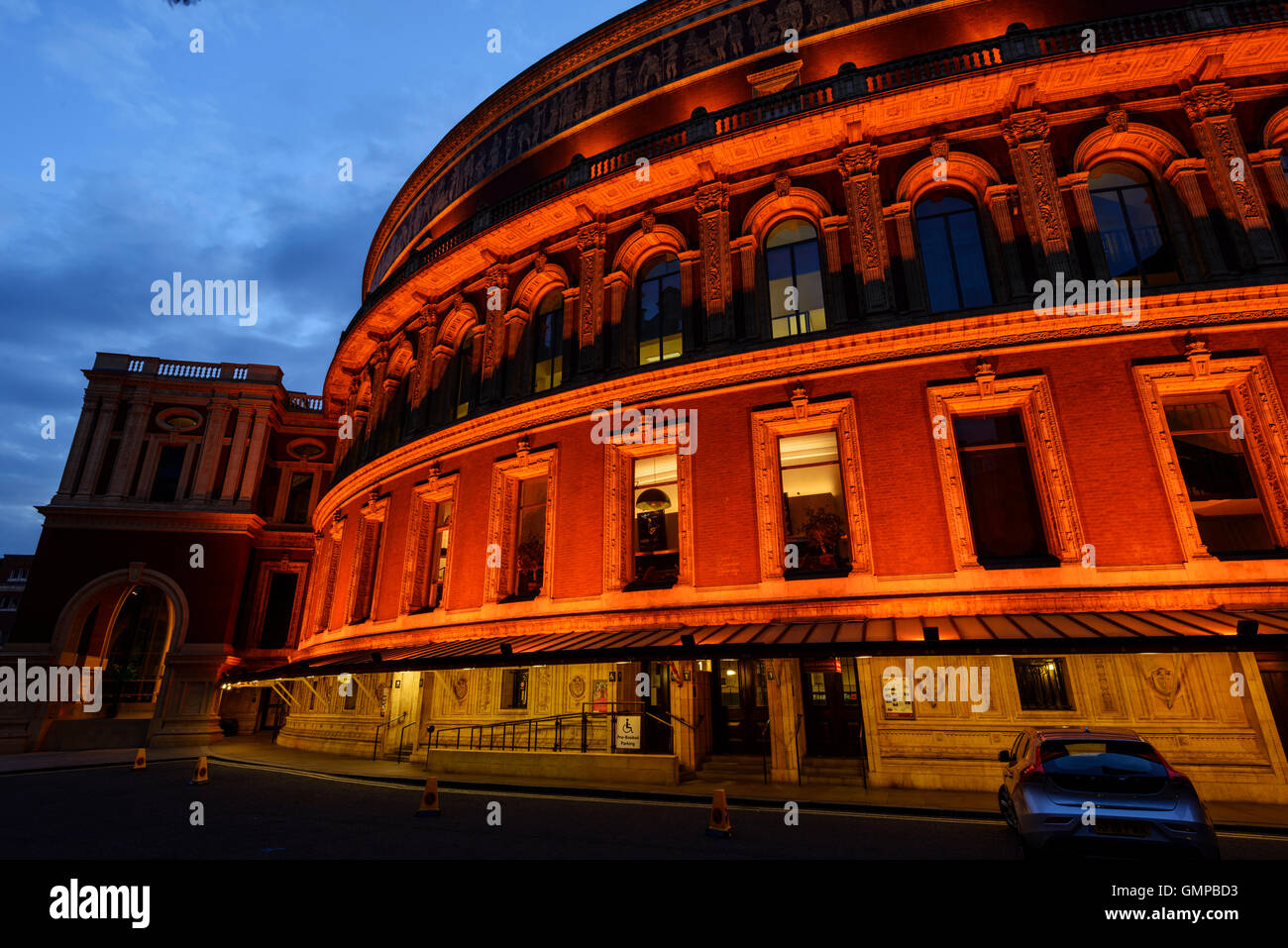 Royal Albert Hall, Kensington, London, Regno Unito Foto Stock