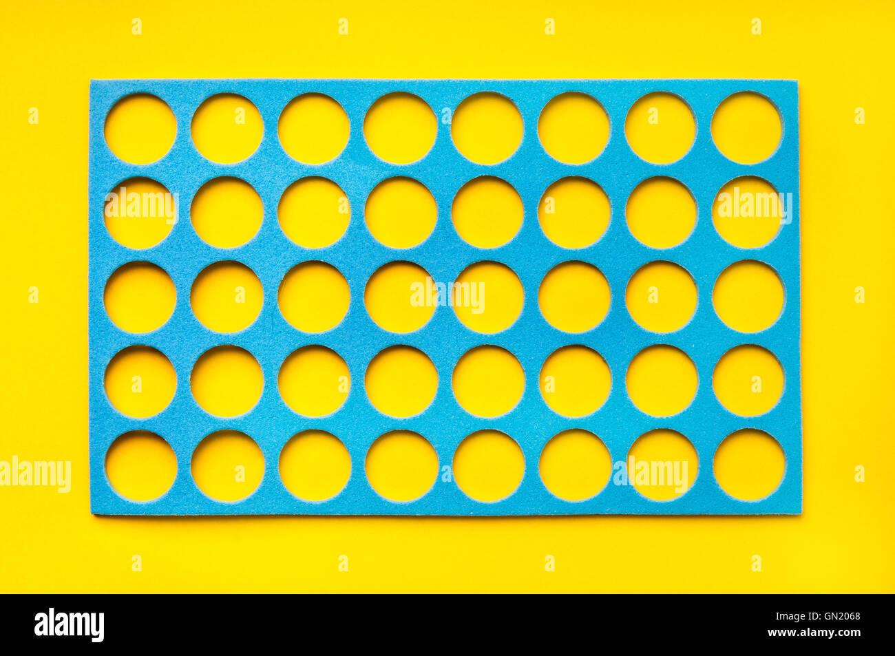 Cerchi abstract Immagini Stock
