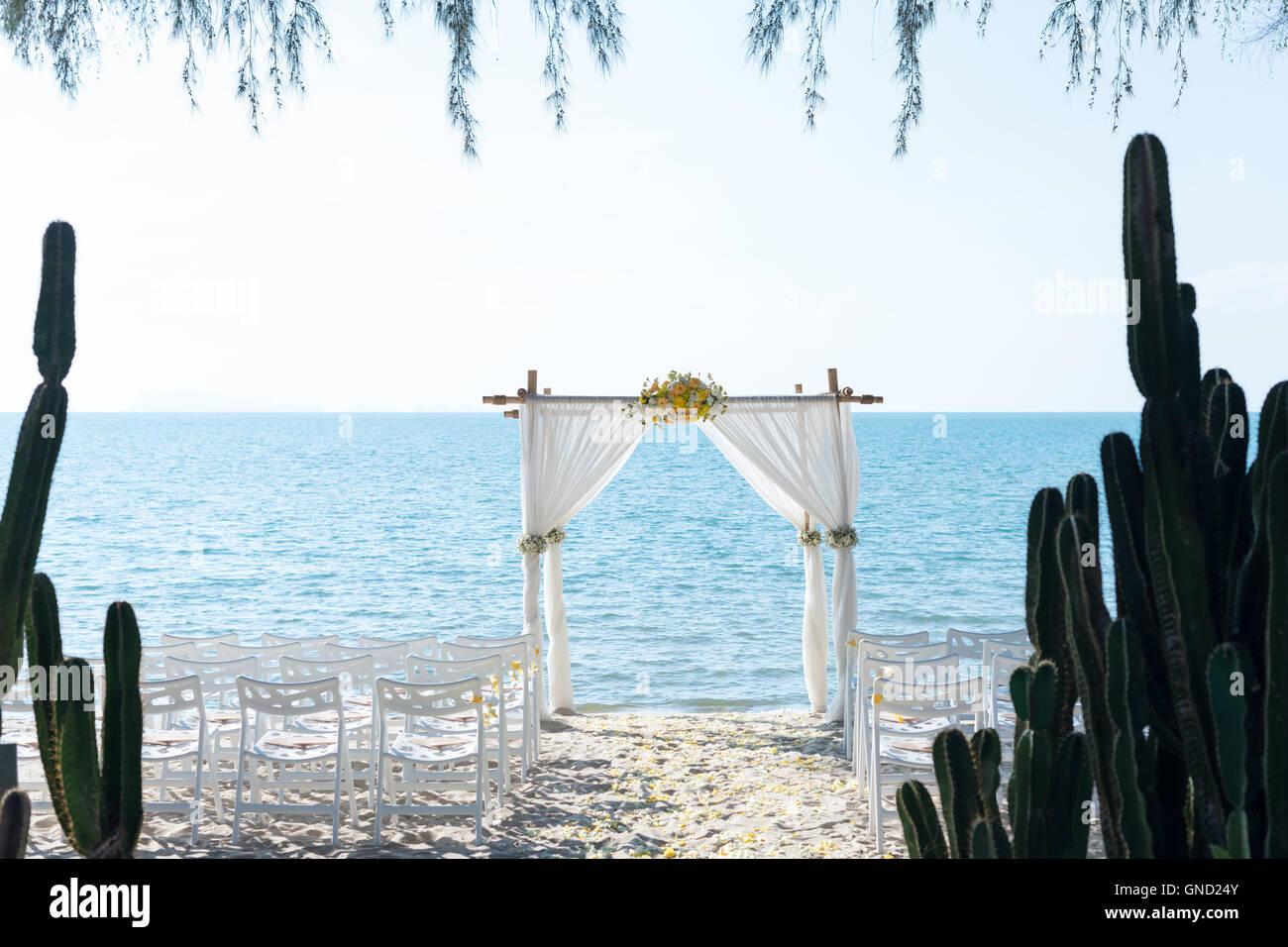 Matrimonio Spiaggia Decorazioni : Stile semplice arco per matrimoni e decorazioni sede di