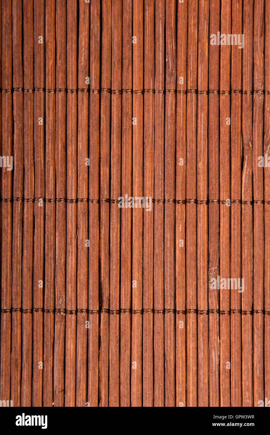 Sfondo di bambù Immagini Stock