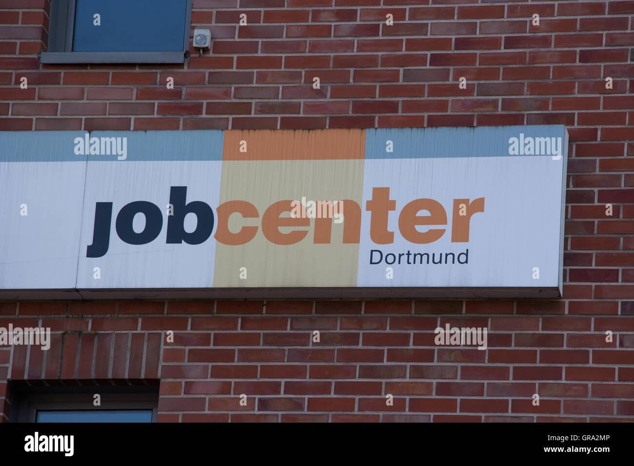 Ufficio Di Collocamento Dortmund Foto Stock Alamy
