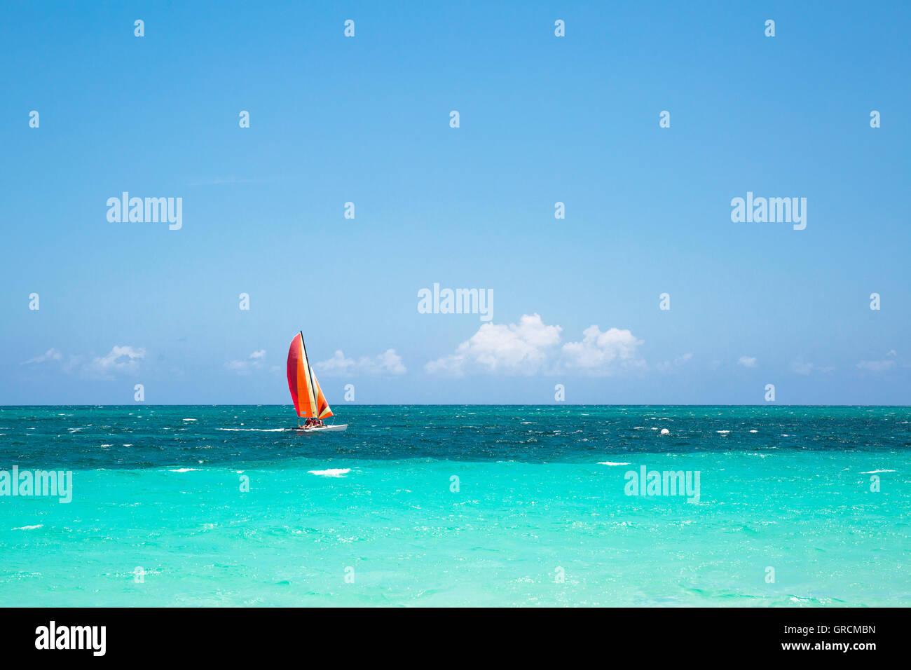 Caraibi da sogno Immagini Stock