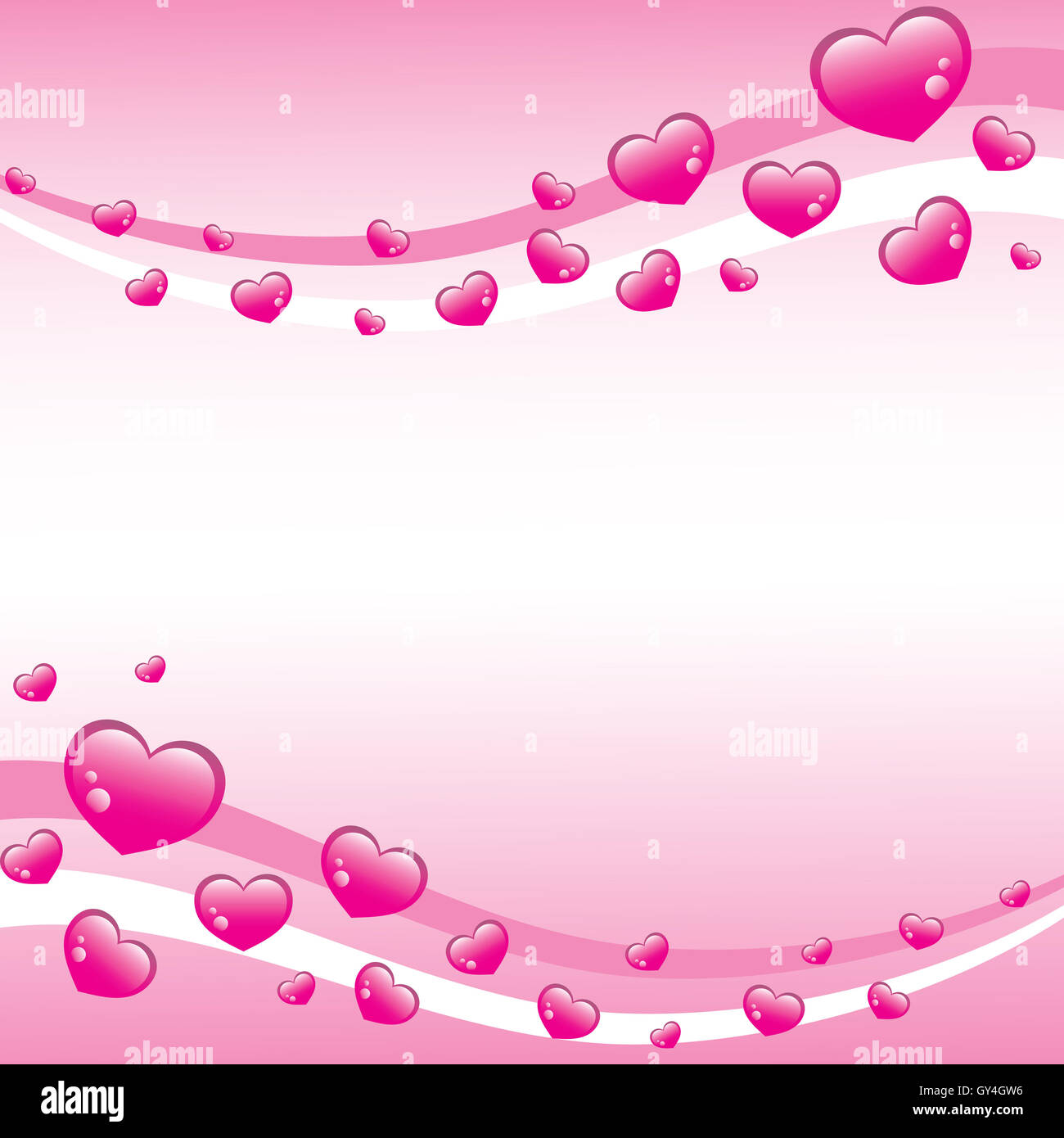 Lots Of White Hearts Immagini Lots Of White Hearts Fotos Stock Alamy