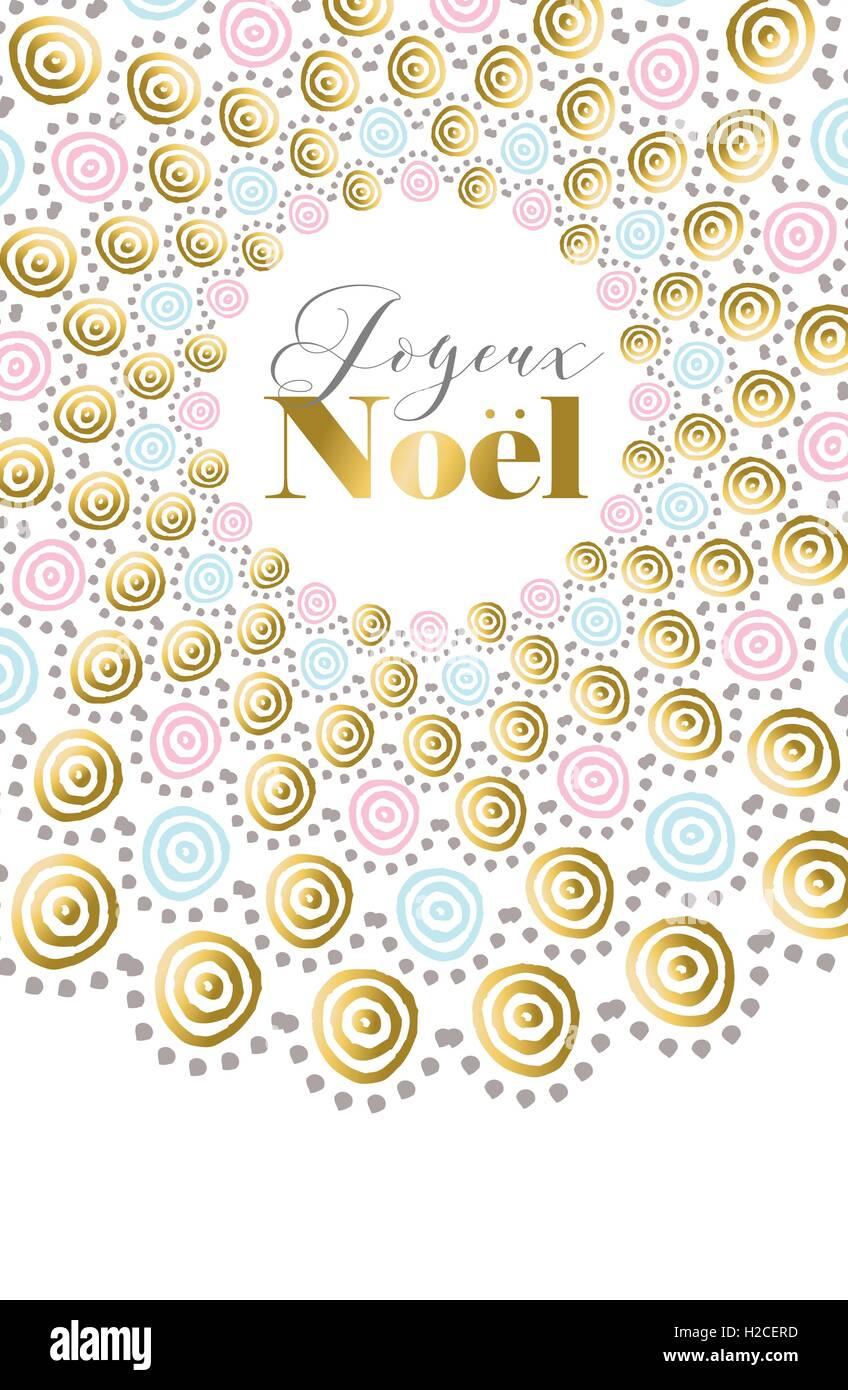 Auguri Di Buon Natale Francese.Auguri Di Buon Natale Felice Anno Nuovo Design In Lingua