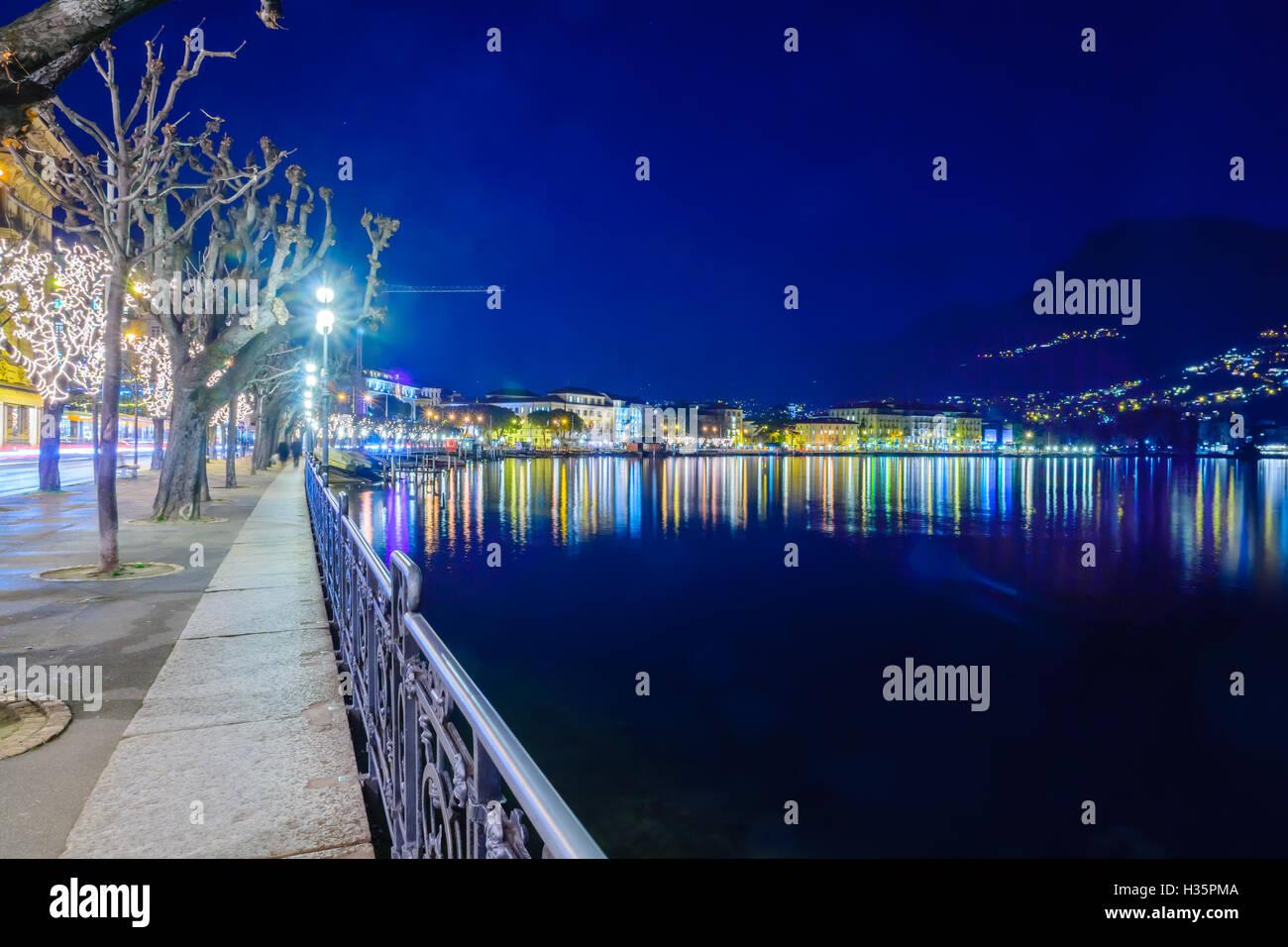 Decorazioni Natalizie Lugano.Ticino Christmas Immagini Ticino Christmas Fotos Stock Alamy