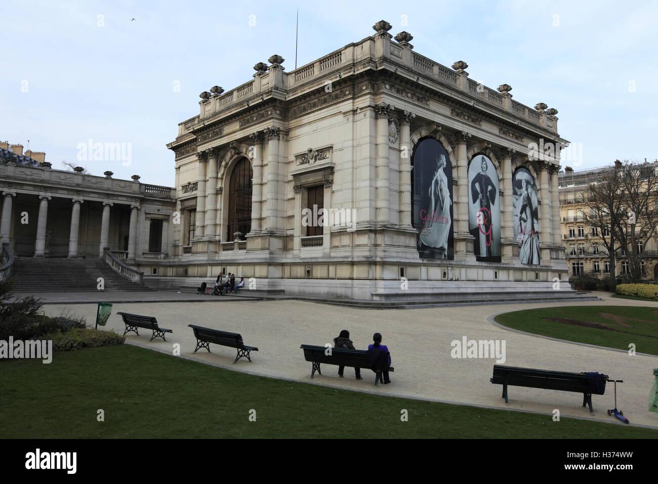 Palazzo In Stile Rinascimentale Del Palais Galliera House Musee De