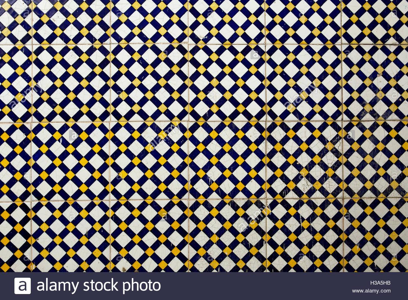 Vecchie piastrelle marocchine dettagli foto immagine stock