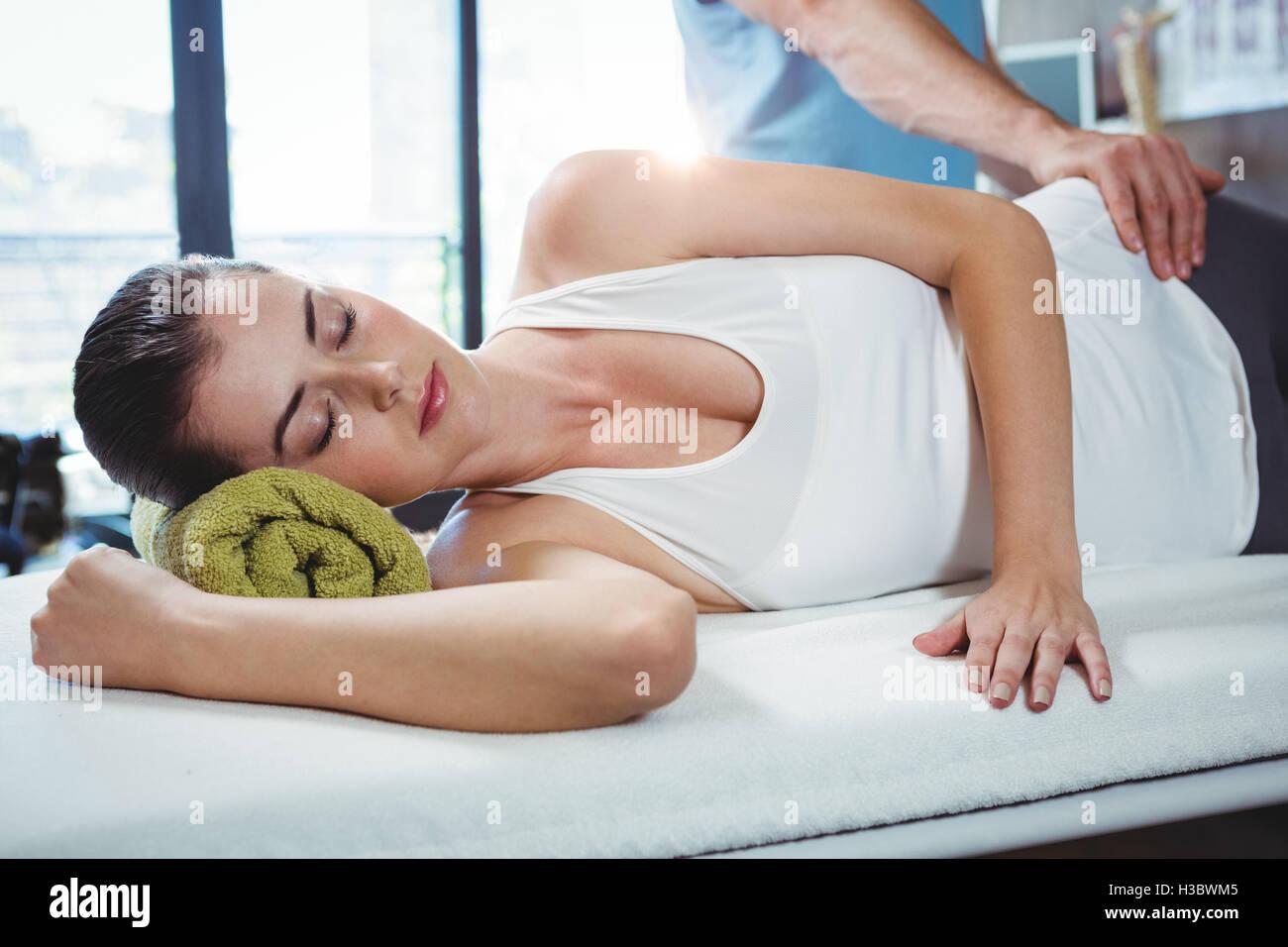 sesso in massag