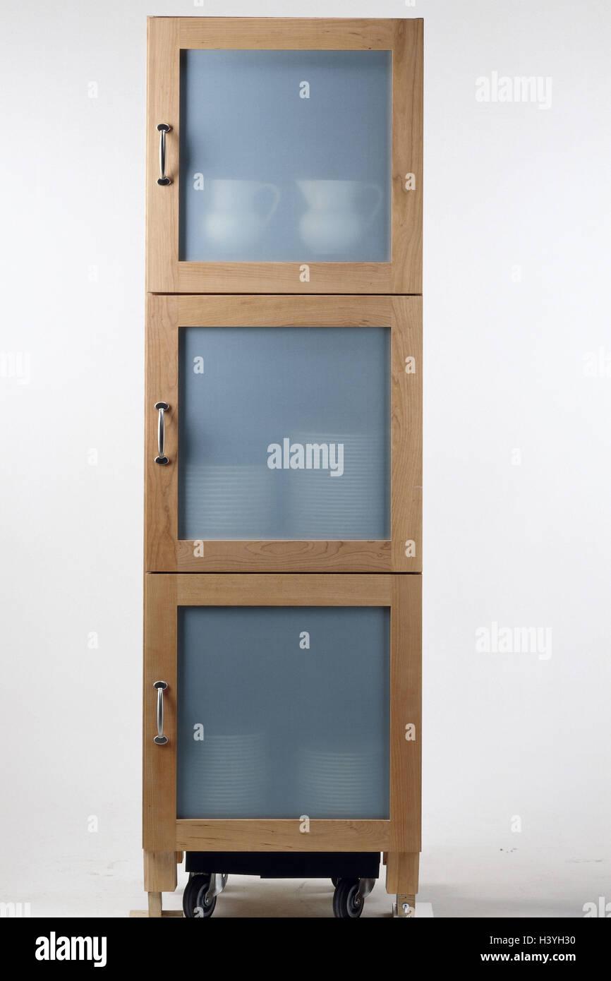 Cucina, lattea porte di vetro, ritagli, design, San mobili, San ...