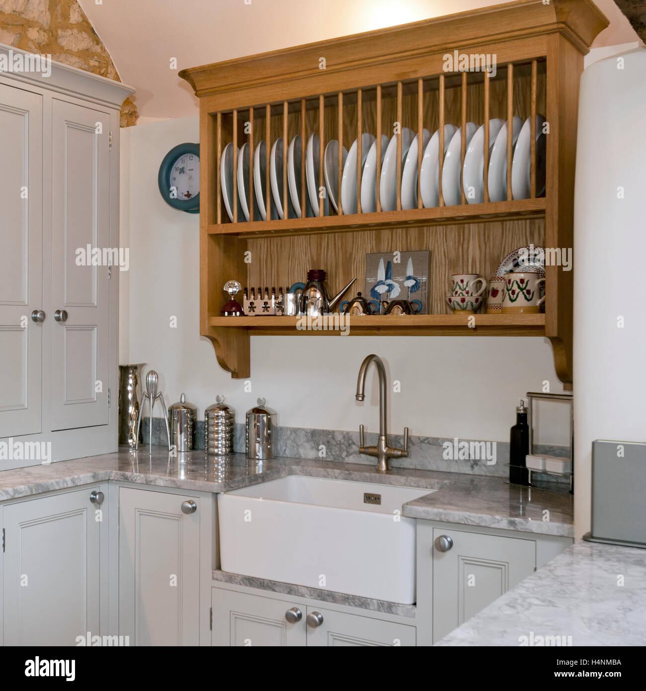 Lavello Cucina In Porcellana lavello in porcellana immagini e fotos stock - alamy