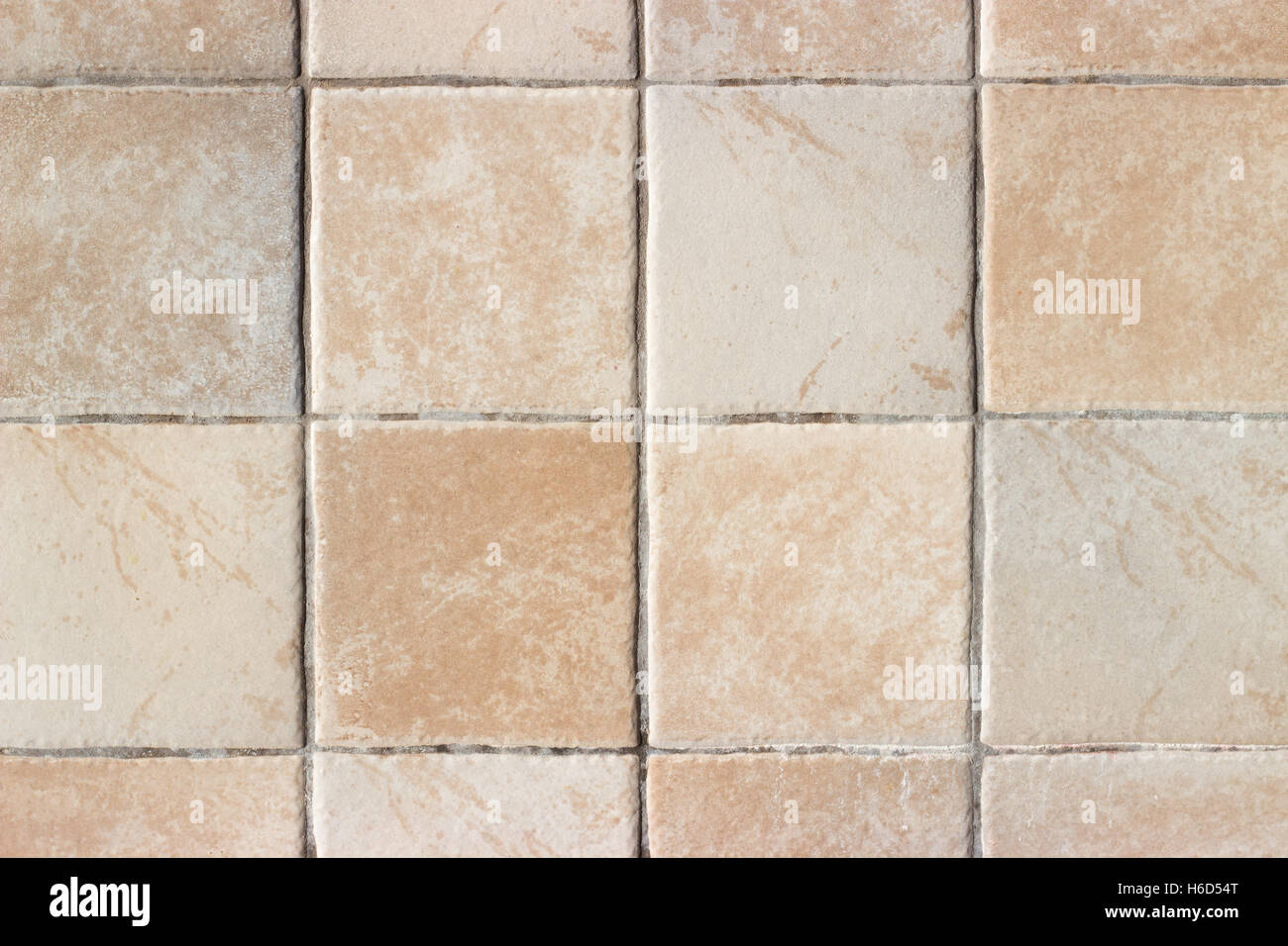 Close up di decorazione di piastrelle da cucina Foto & Immagine ...