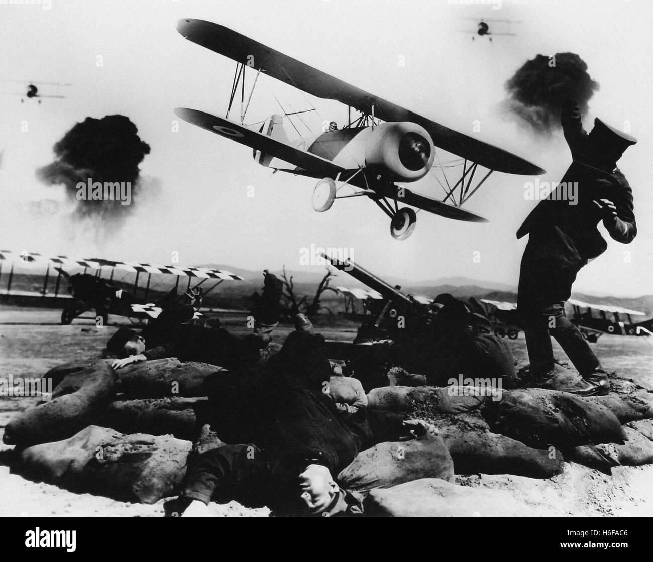 Dawn Patrol,l (1930) Immagini Stock
