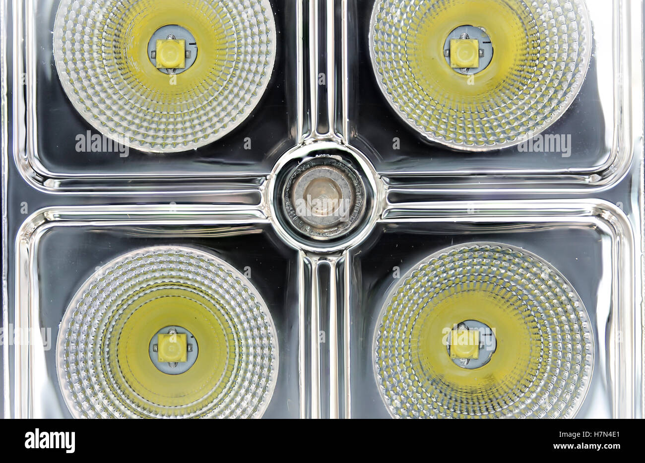 LED a strisce Immagini Stock