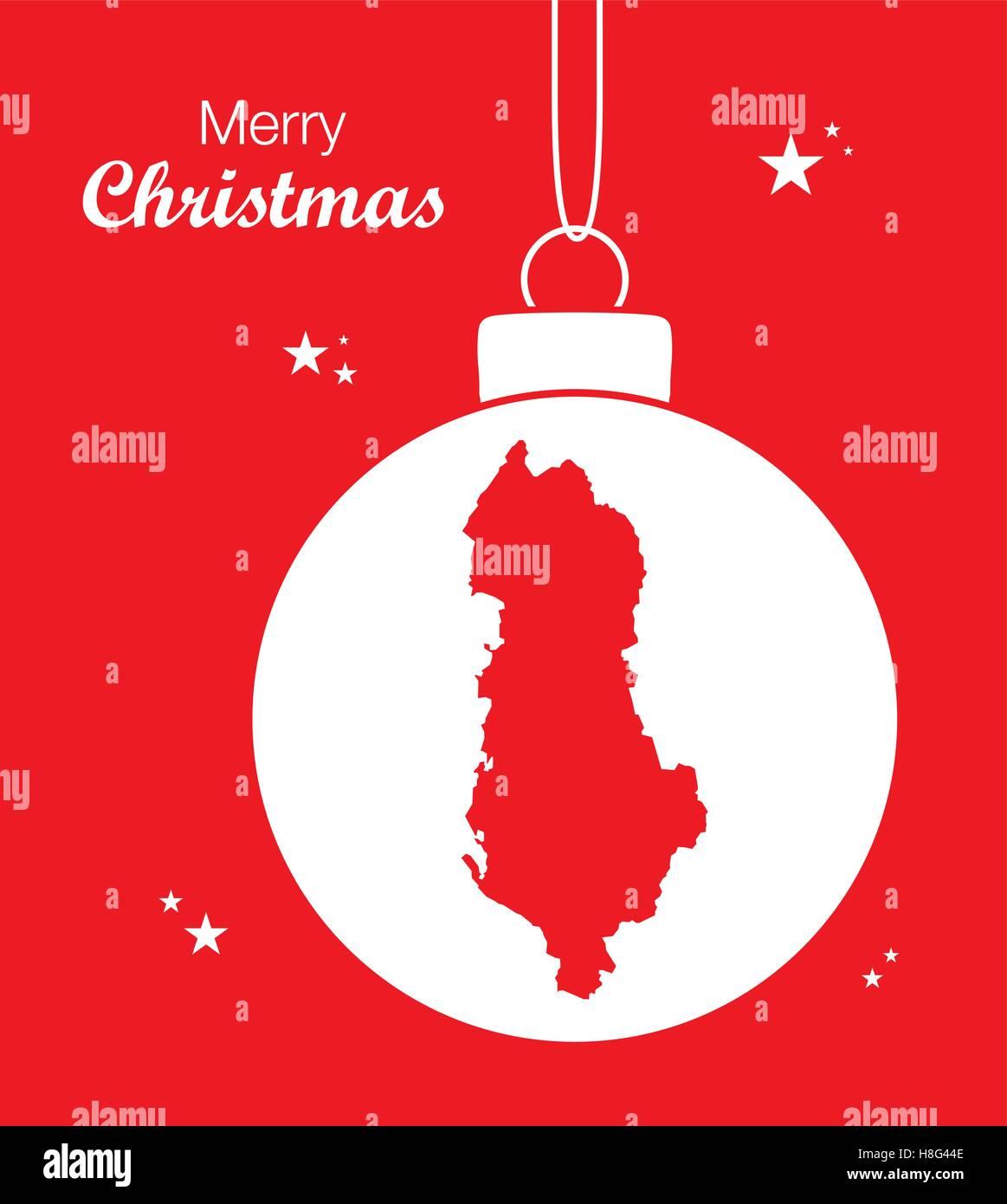 Auguri Di Natale In Albanese.Albania Vector Immagini Albania Vector Fotos Stock Alamy