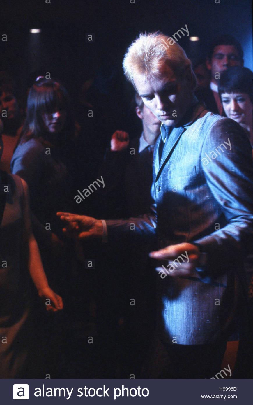 """QUADROPHENIA (1979) - pungiglione come """"Ace Face' solo uso editoriale. Il copyright appartiene alla società Immagini Stock"""