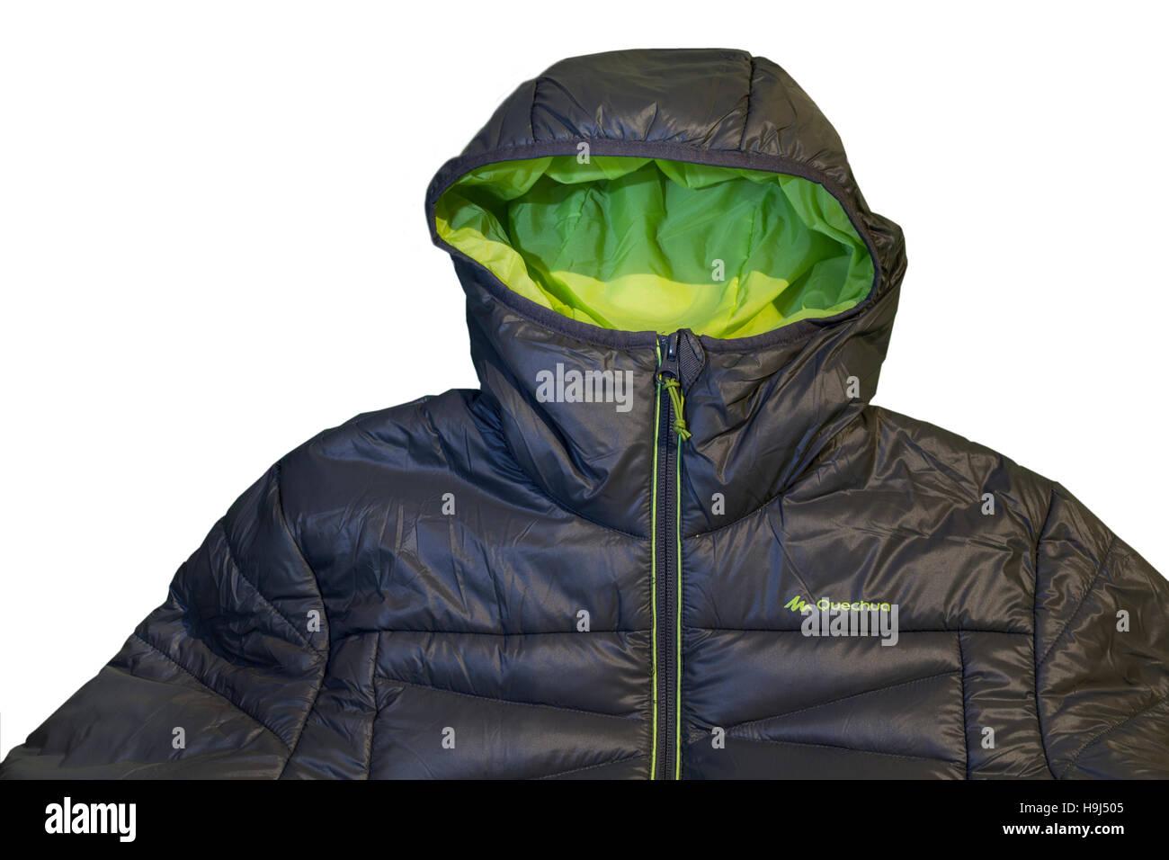 sito affidabile c1ddf 6f7ea Decathlon Quechua giacca invernale dettagli Foto & Immagine ...