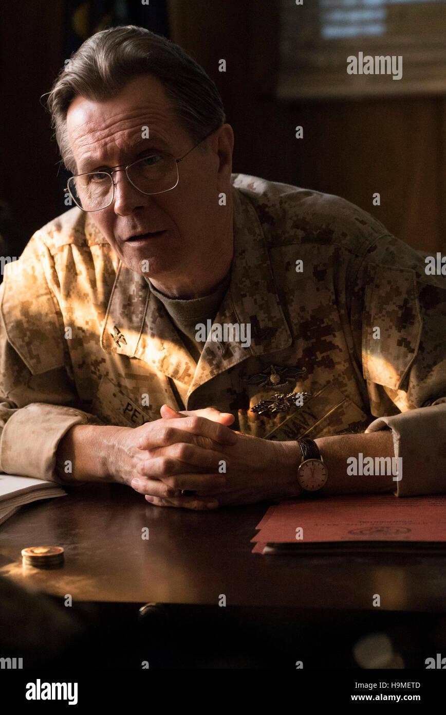 Uomo a terra (2015) Gary Oldman dito montiel (dir) raccolta moviestore ltd Immagini Stock
