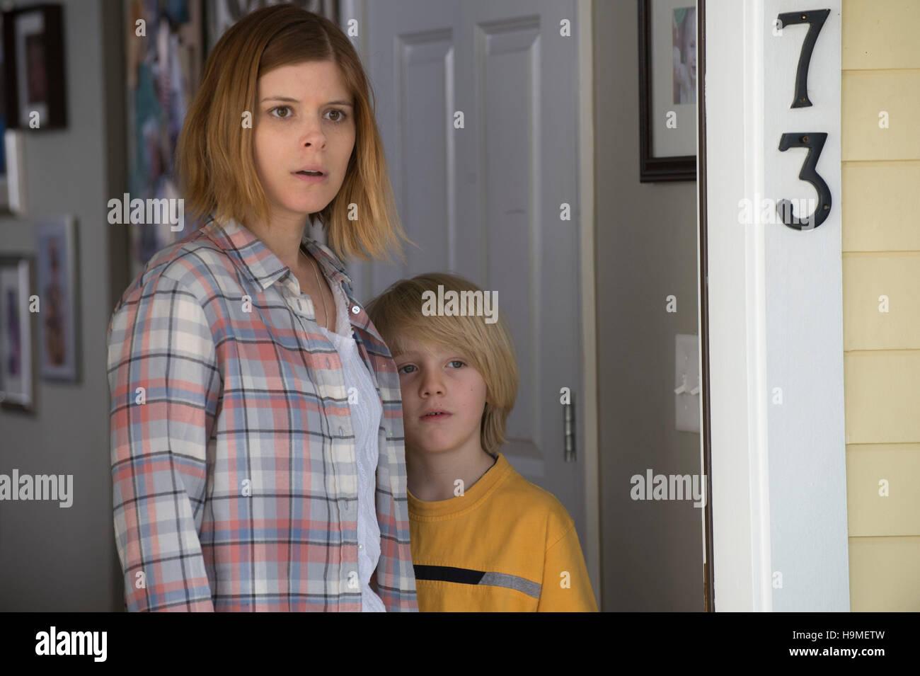 Uomo a terra (2015) kate mara charlie shotwell dito montiel (dir) raccolta moviestore ltd Immagini Stock