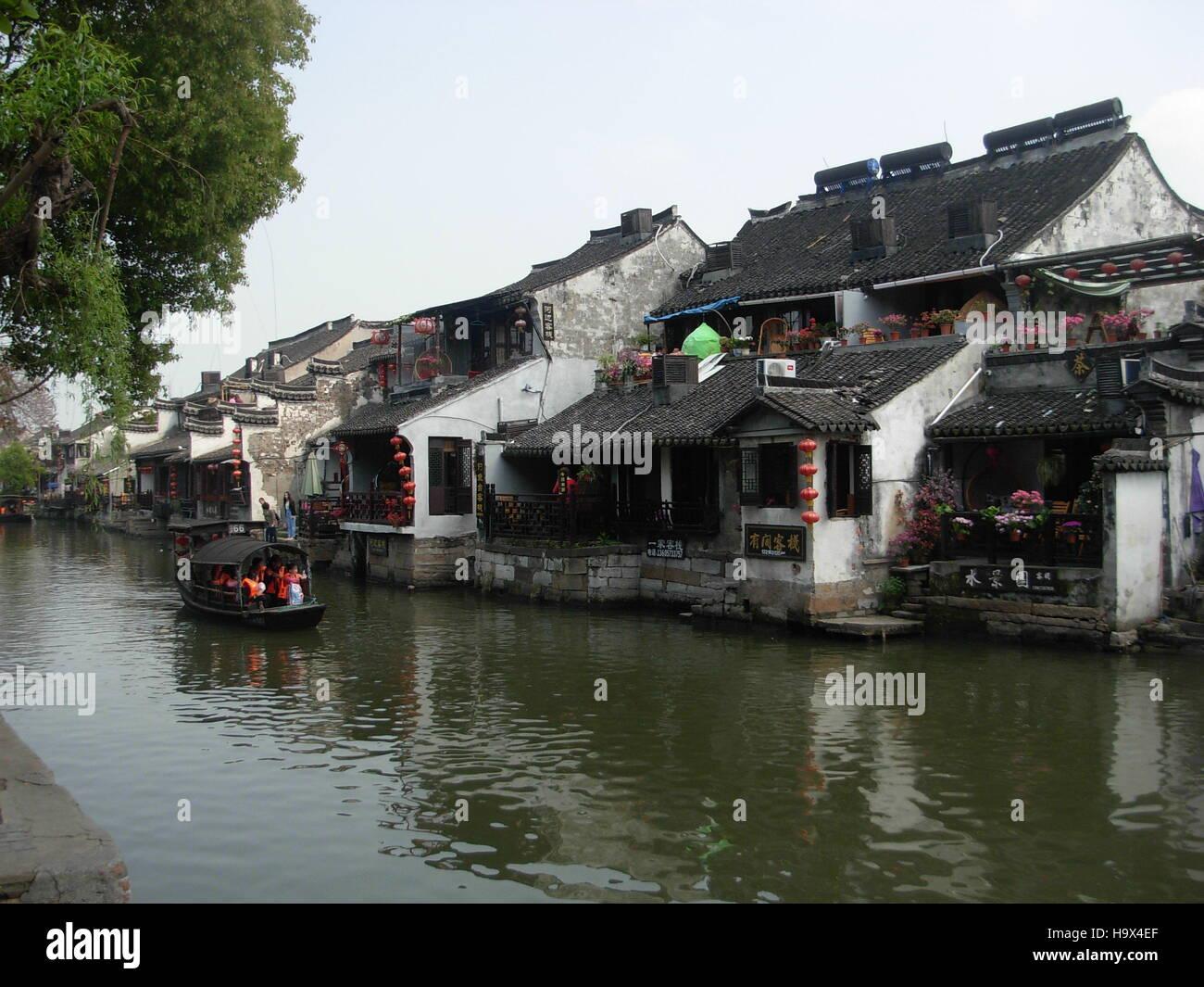 Case Tradizionali Cinesi : Tulou le case circolari degli hakka nate per creare comunita