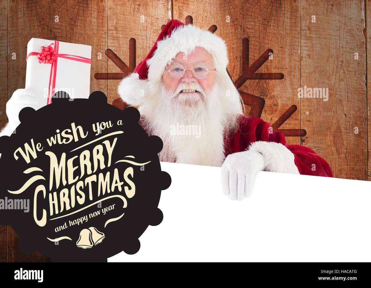 Immagini Contro Il Natale.Buon Natale Saluti Contro Babbo Natale Regalo Di