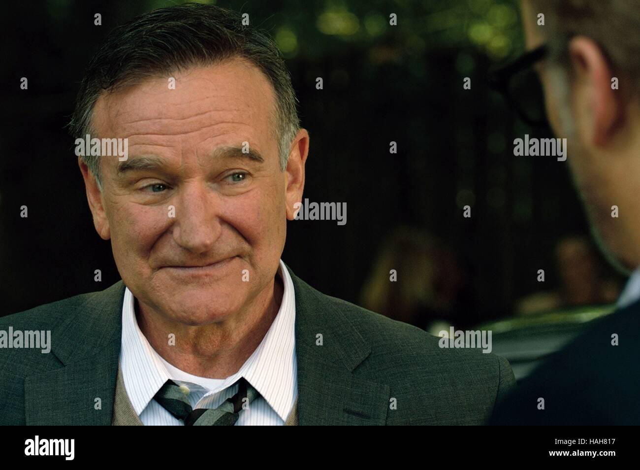 Boulevard Anno : 2014 USA Direttore : Dito Montiel Robin Williams Immagini Stock