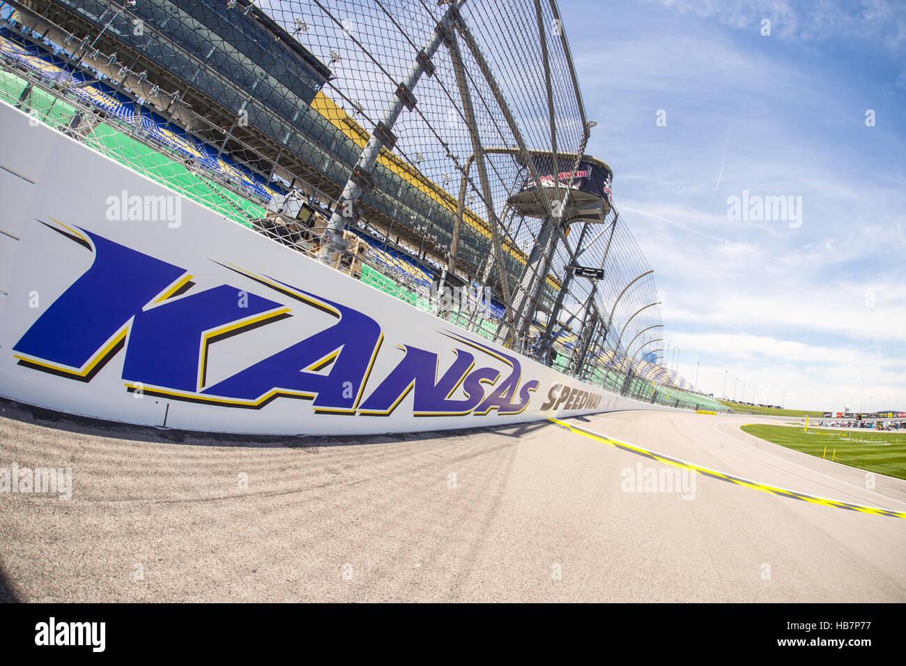 NASCAR: Maggio 07 GoBowling 400 Immagini Stock