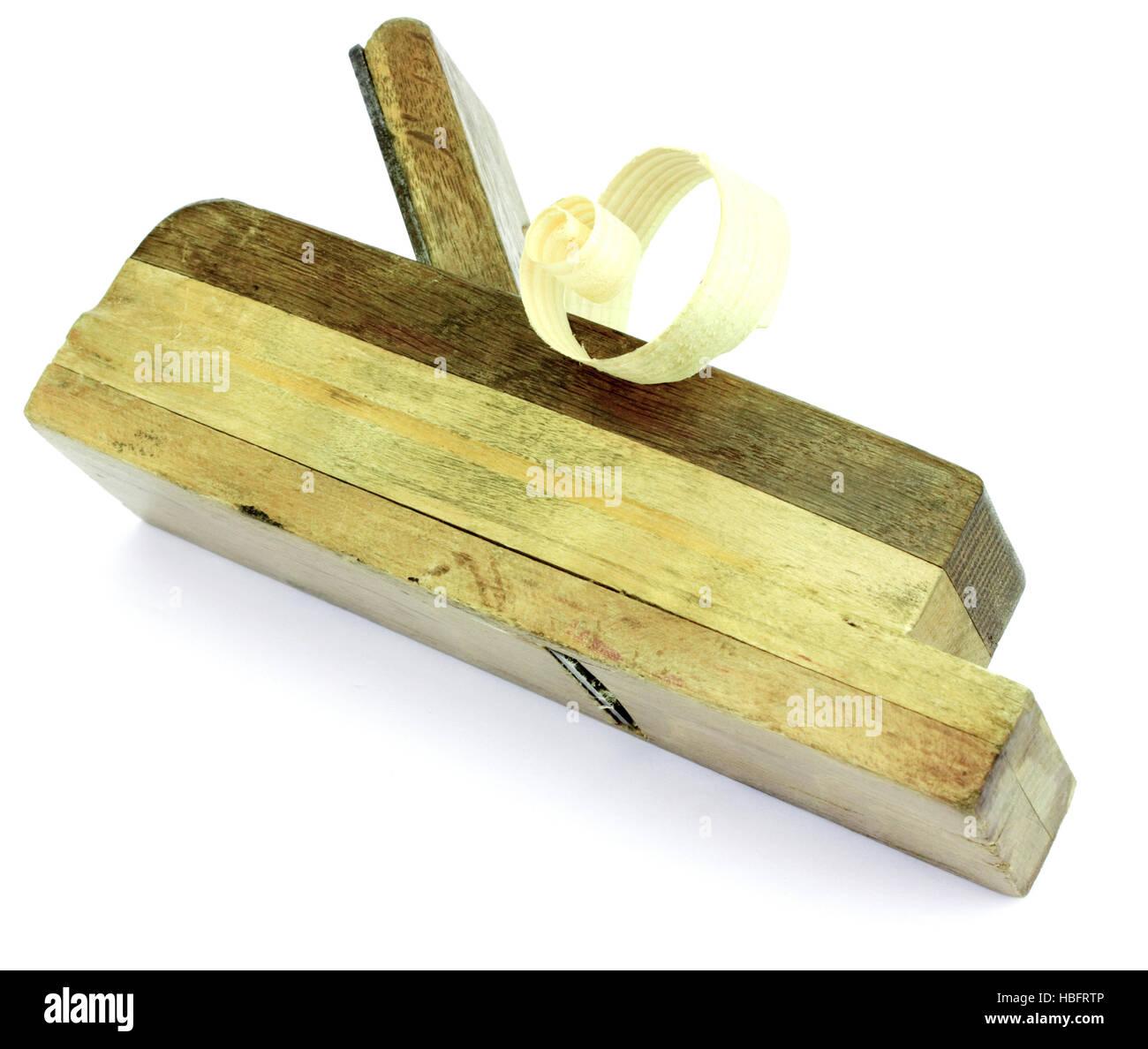 Antico strumento appartenente Immagini Stock