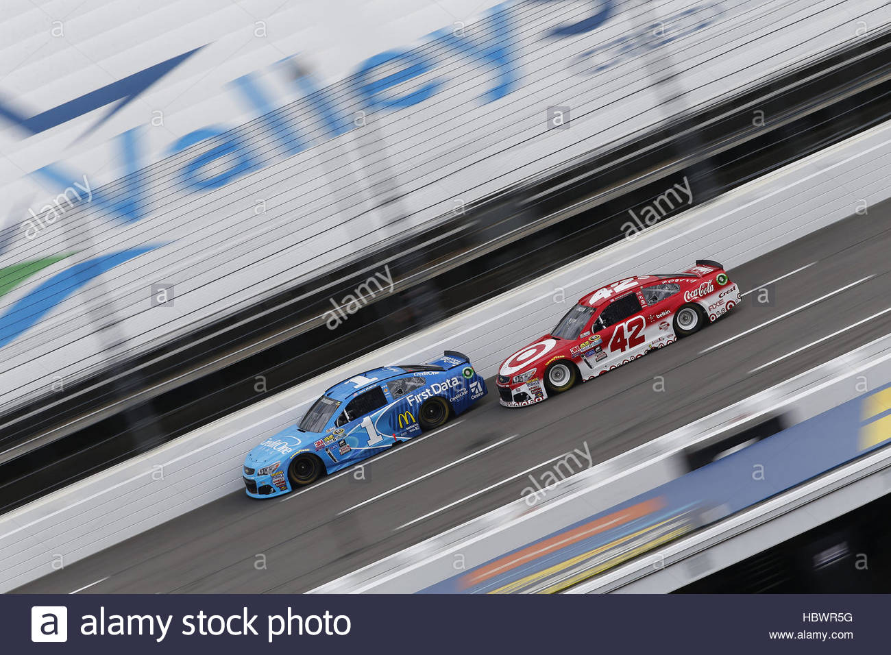 NASCAR: Ott 30 Goody rapido sollievo 500 Immagini Stock