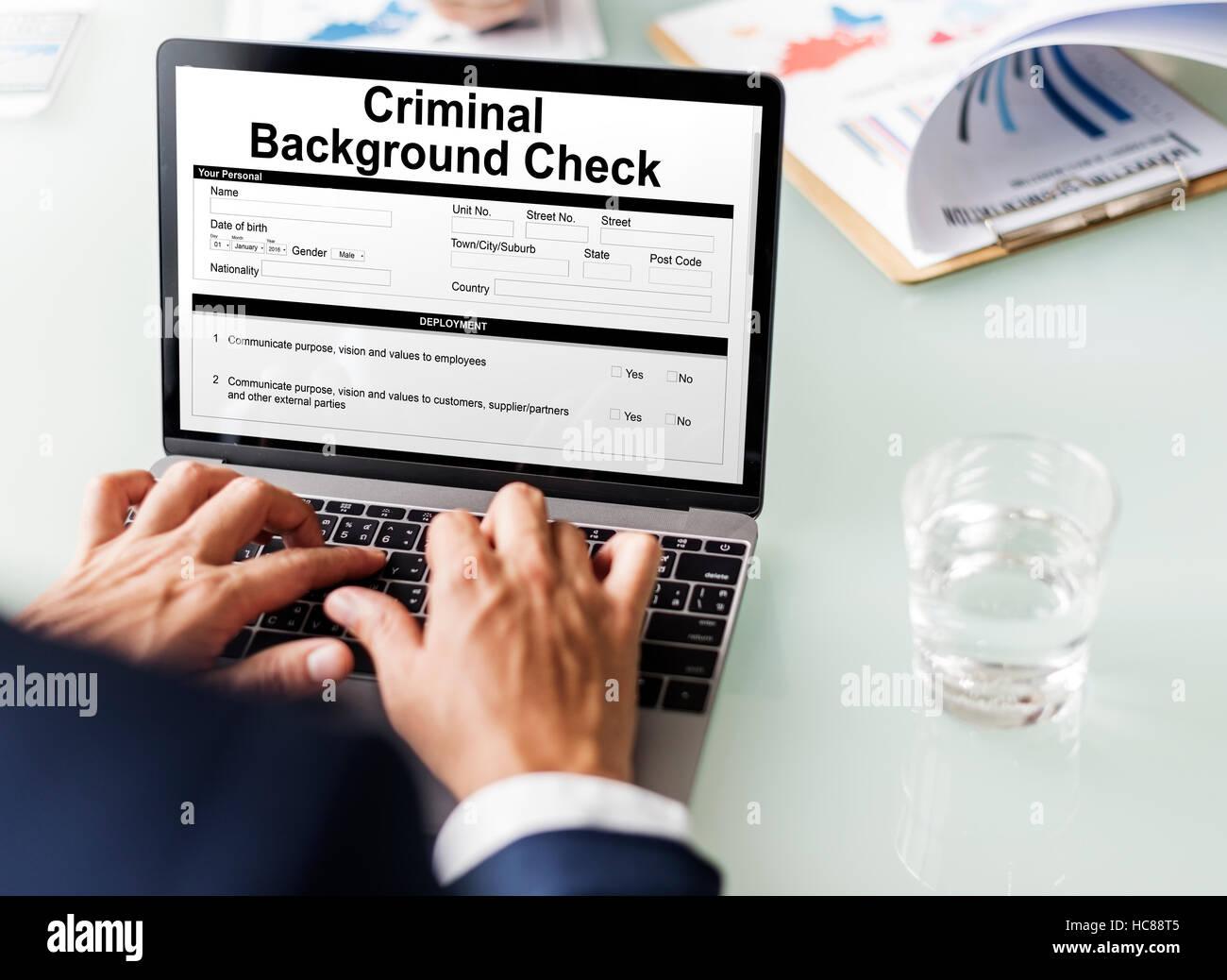 sfondo criminale check dating