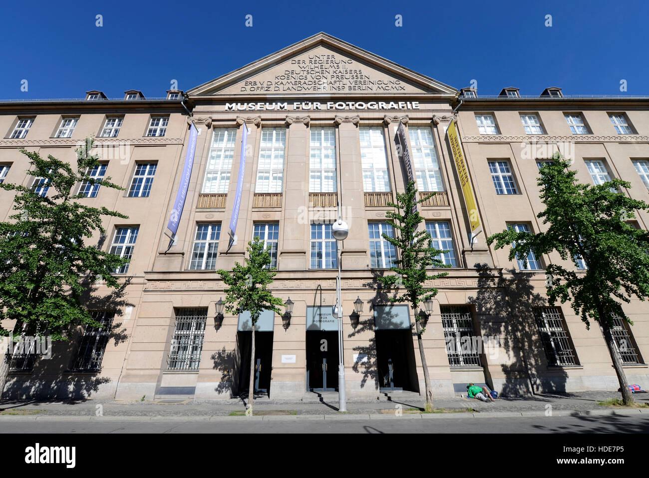 Museum fuer Boccherini, Jebenstrasse, Charlottenburg di Berlino, Deutschland Immagini Stock