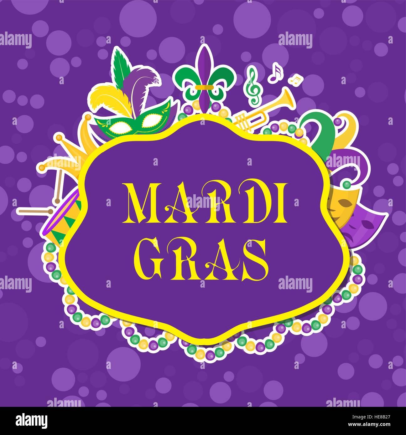 Mardi Gras Jester Hat Immagini   Mardi Gras Jester Hat Fotos Stock ... 4413fececcf4