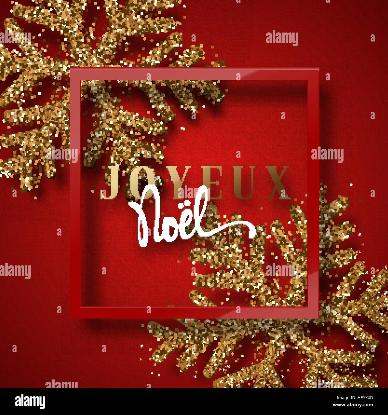 Auguri Di Natale Bellissimi.Auguri Di Buon Natale Iscrizione Francese Joyeux Noel Sfondo Di