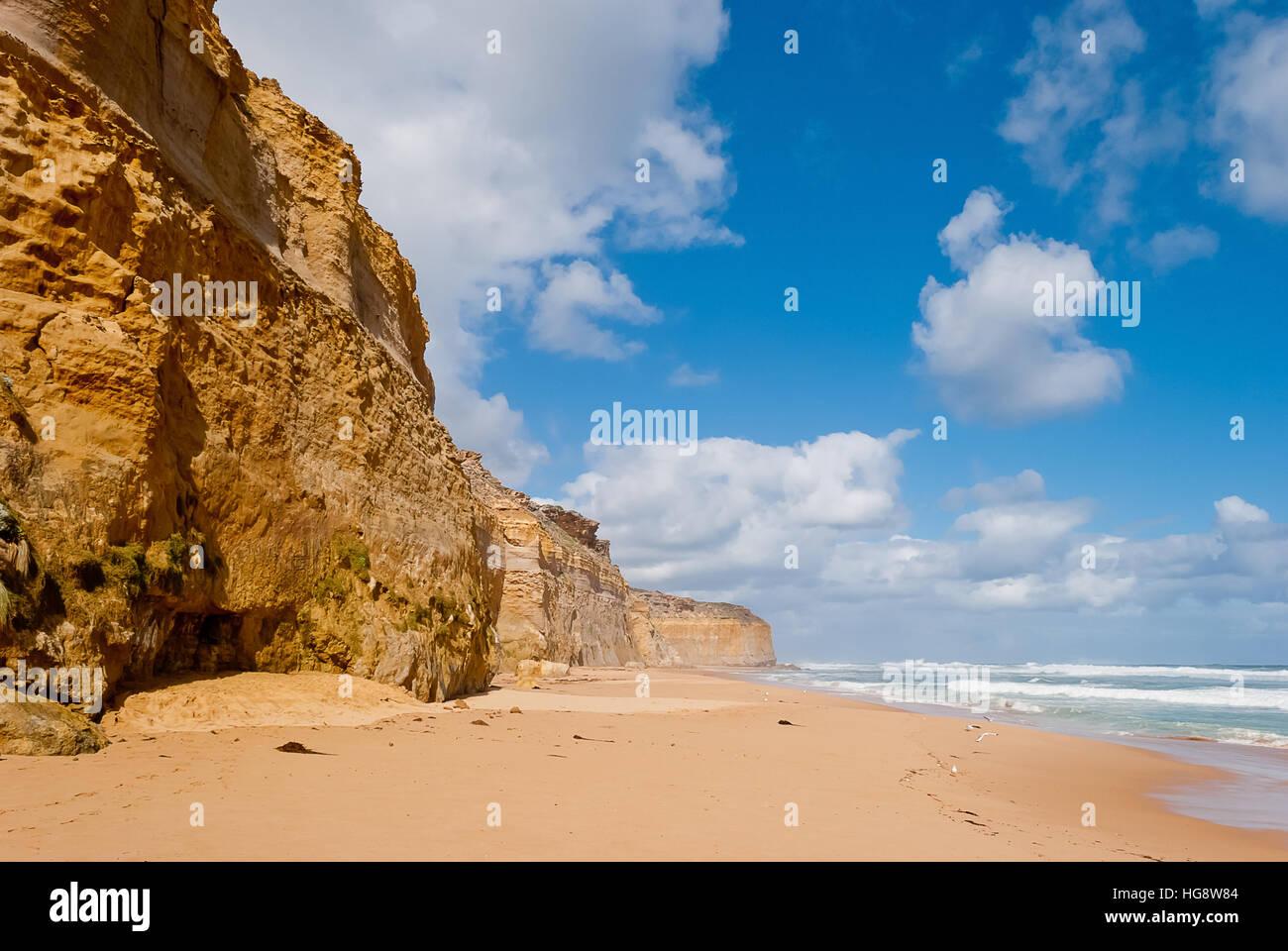 Dodici Apostoli, Great Ocean Road, Australia Immagini Stock