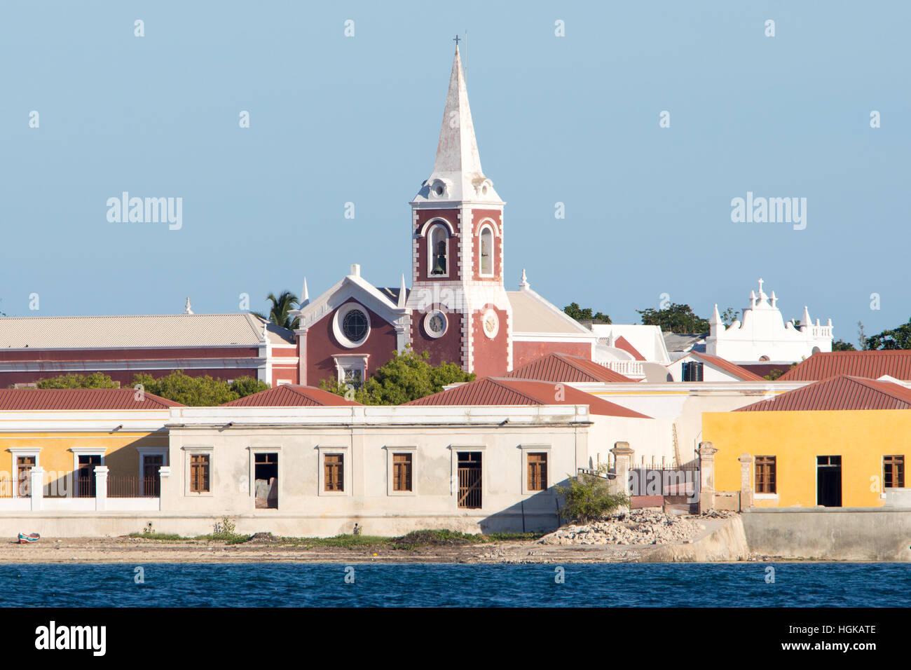 Isola di Mozambico (Ilha de Mocambique), Mozambico Immagini Stock