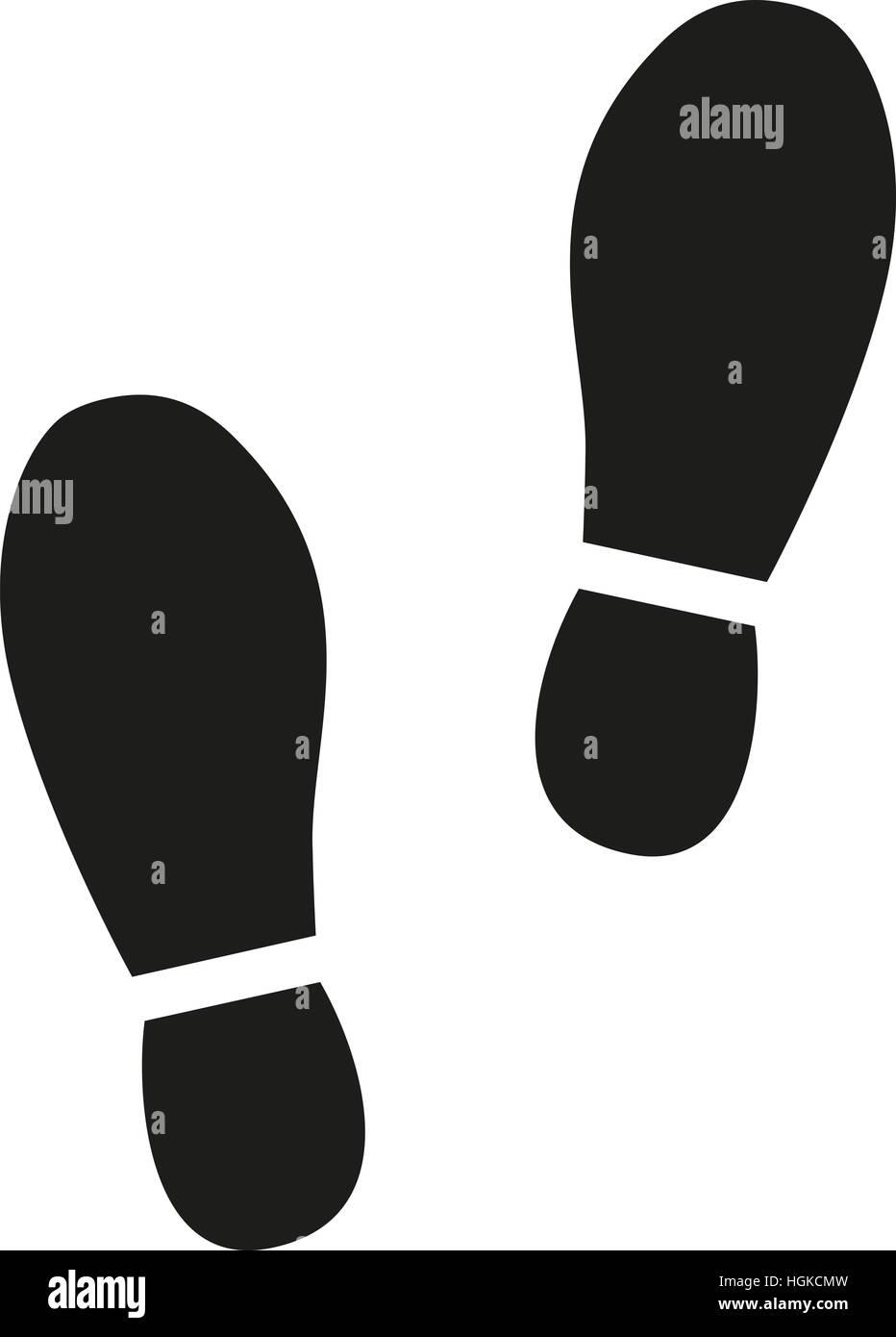 newest collection 6ae2f 1307d Impronte di scarpe Foto & Immagine Stock: 130734153 - Alamy