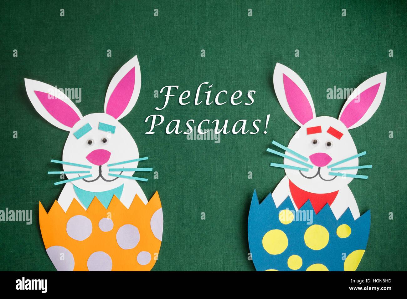 Divertenti cartoni fatti a mano i conigli posto all interno di
