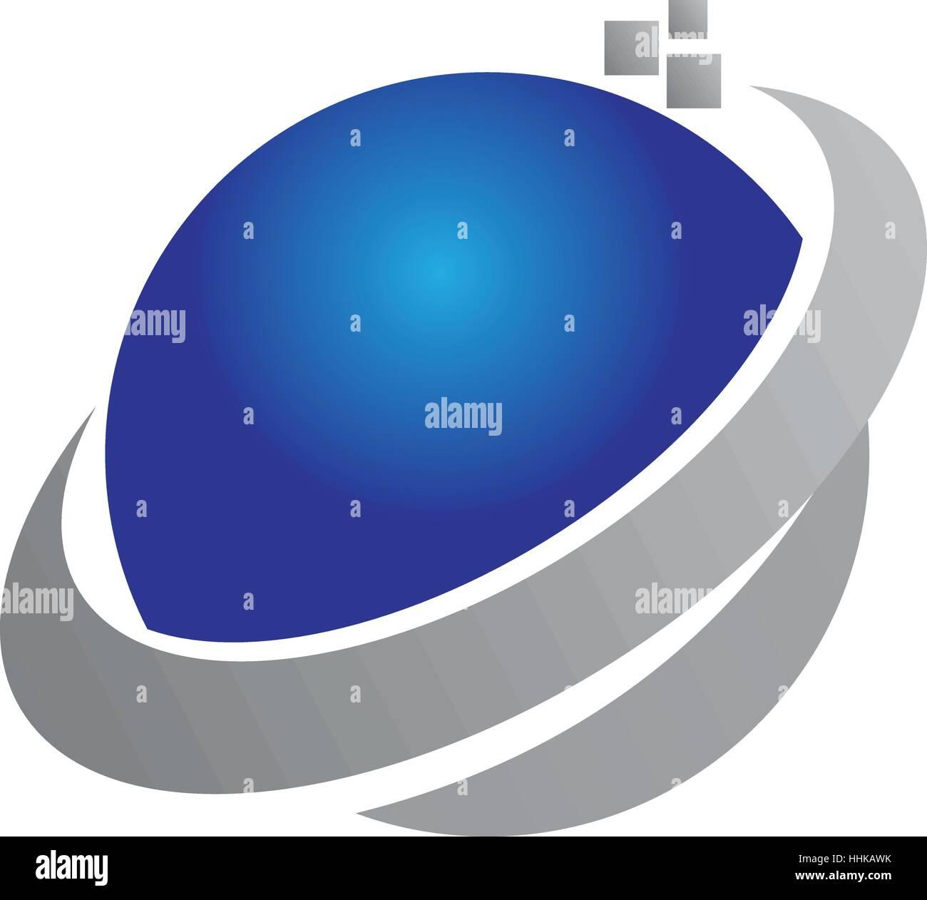 La tecnologia Motion sinergia Immagini Stock
