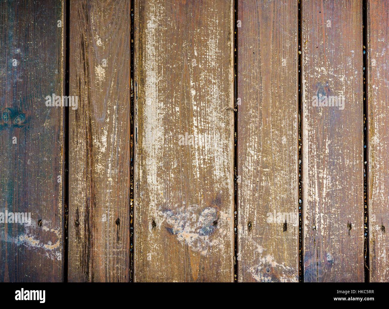 Naturale texture di legno vecchio scrivania tavole di piastrelle
