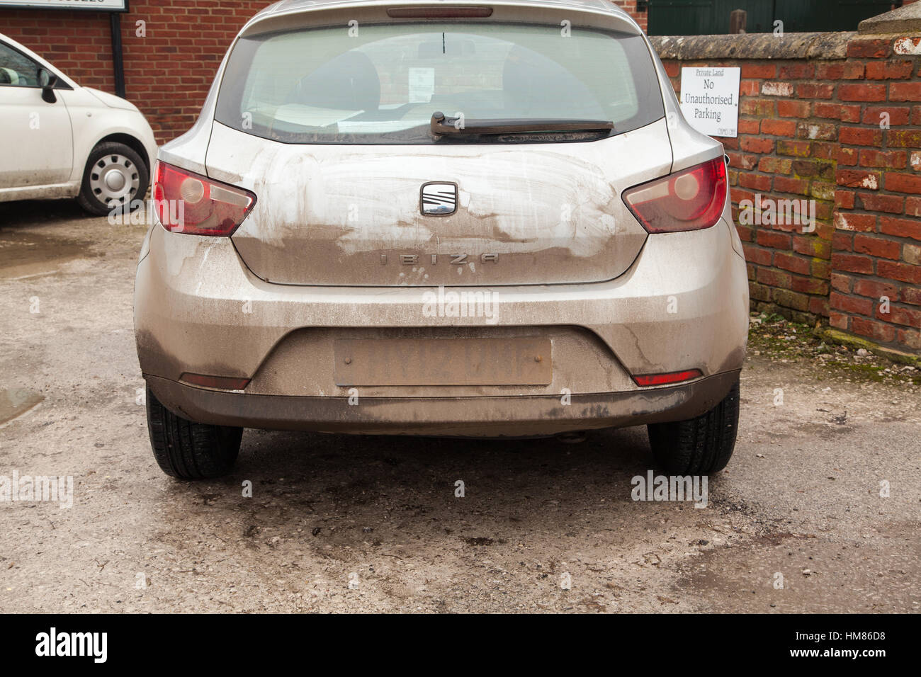 Dirty Number Plate Immagini Dirty Number Plate Fotos Stock Alamy