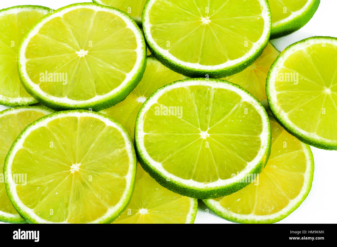 Abstract sfondo verde Immagini Stock