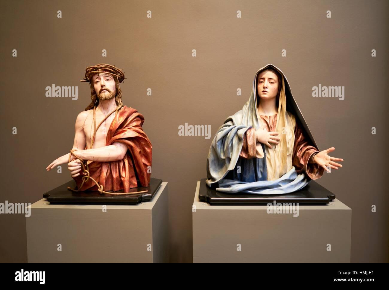 Scultura europea e arti decorative ala. Il Metropolitan Museum of Art, Manhattan, New York City, Stati Uniti d'America Immagini Stock