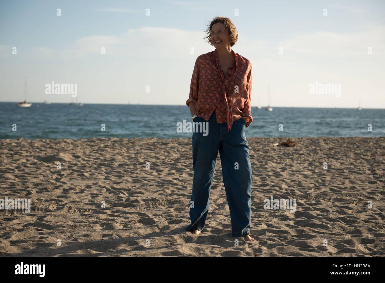 Xx secolo le donne (2016) Annette Bening Mike Mills (dir) annapurna pictures/raccolta moviestore ltd Immagini Stock