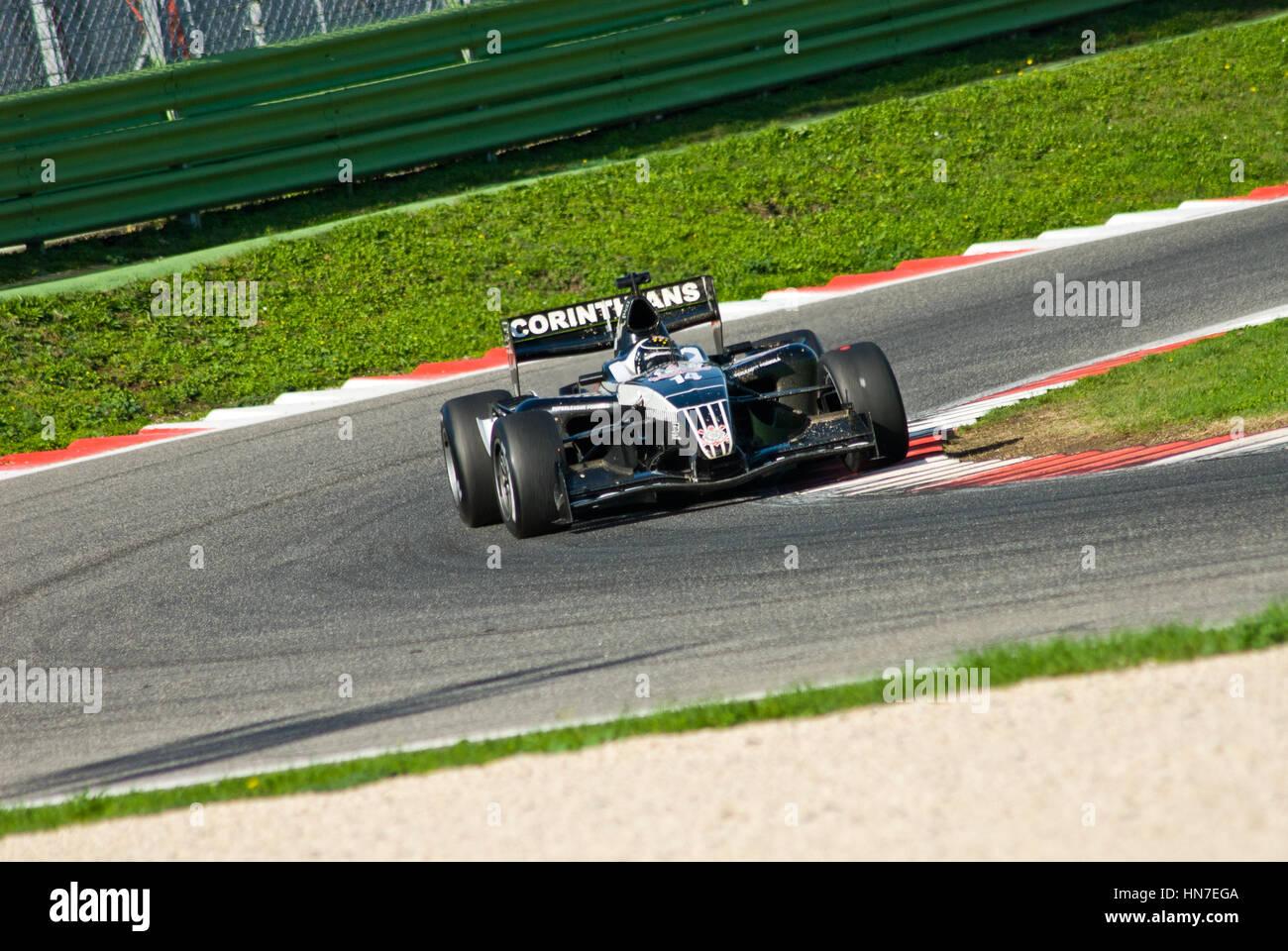 Circuito Vallelunga : Vallelunga al via l aci racing weekend