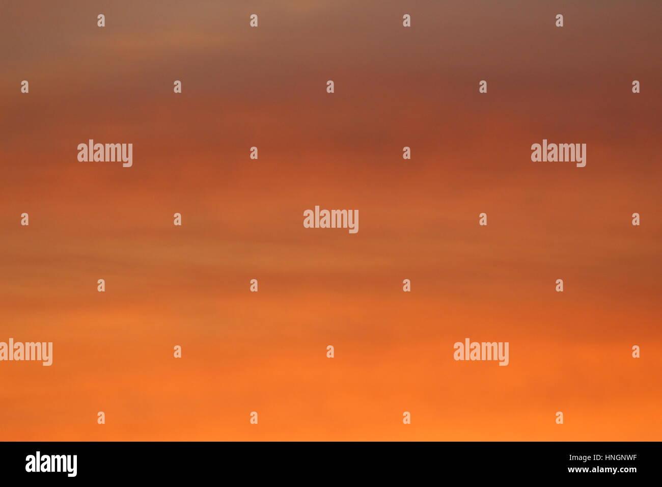 Liscia Arancione Tramonto O Sfondo Presentazione Foto Immagine