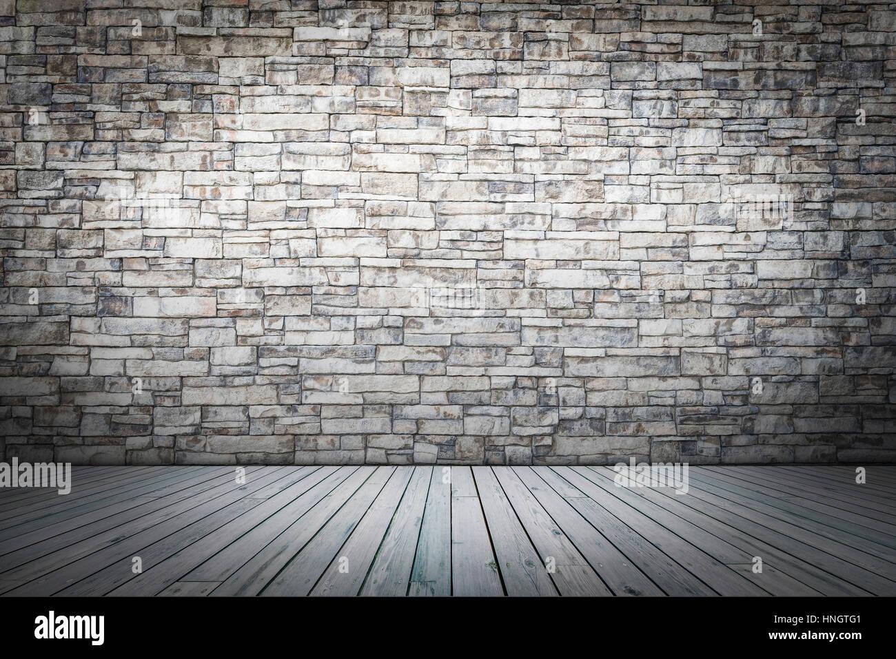 Pareti In Legno Bianco : Legno bianco e pavimento in mattoni bianchi texture a parete per