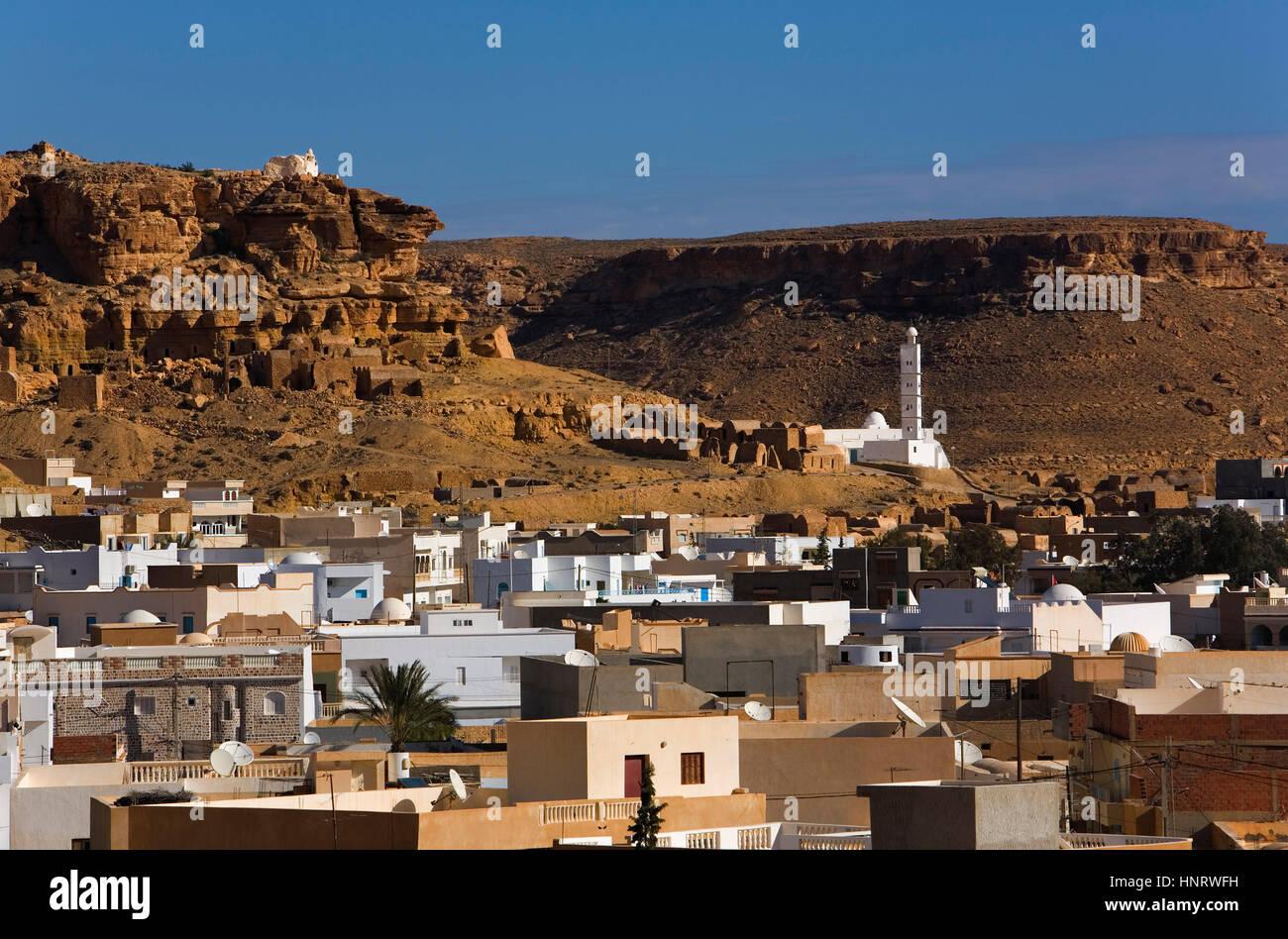 Tunisia.ghoumrassen Immagini Stock