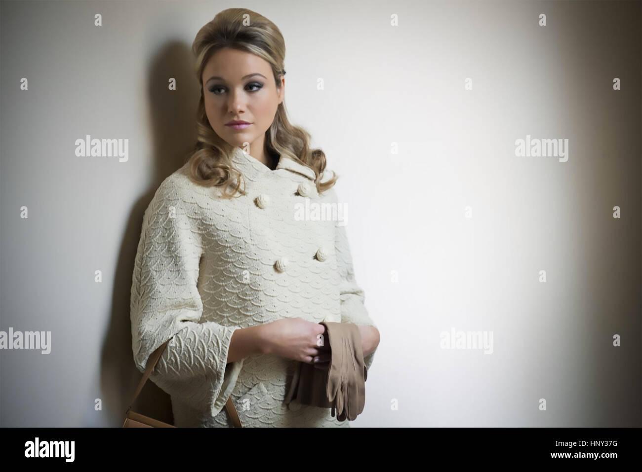 La morale pubblica 2015 Amblin serie televisiva con Bowden Katrina Immagini Stock